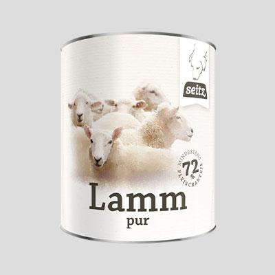 lamm-pur-800g