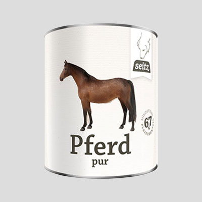 pferd-pur-800g
