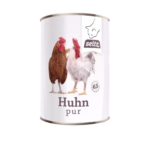 Katzen-Huhn-pur-400g